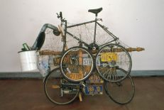 Arthur Simms, Bicycle, Courtesy of the artist