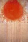 Patrick Scott, Large Solar Device, undated, tempura on canvas, 234 x 153cm, CIAS at Dublin City Gallery, The Hugh Lane