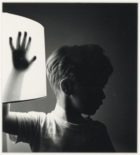 Kenneth Josephson, Matthew, 1967, gelatin silver print, 16.6 x 15 cm, � Kenneth Josephson/Higher Pictures, Courtesy Stephen Daiter Gallery, Chicago & Gitterman Gallery, New York