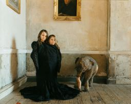 Delphine Balley. 11, Henrietta Street, 2007, Photograph taken with kind permission from the National Museum of Ireland, � The National Museum of Ireland, 2007
