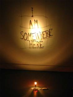 Clodagh Emoe, I Am Somewhere Here, 2006, Process Room, IMMA