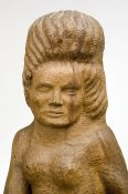 James McKenna, Wise Ailbhe, 1972, Walnut, Private Collection