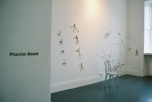 Robert janz, Process Room, IMMA