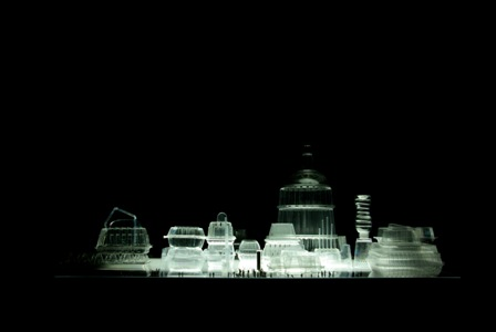 Mary Ruth Walsh - Cap-a-City, video, dimensions variable, 2009