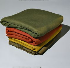 Barry Flanagan, Pile 1, 1967 � 1968, Hessian, Size: 28x48x45cm, Collection of the Irish Museum of Modern Art, � Estate of the artist, Courtesy Waddington Galleries