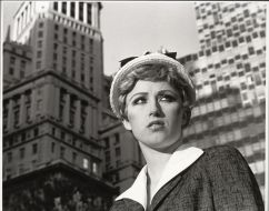 Cindy Sherman, Untitled Film Still #21, 1978, Gelatin silver print, 7 1/2 x 9 1/2″ (19.1 x 24.1 cm), The Museum of Modern Art, New York. Horace W. Goldsmith Fund through Robert B. Menschel, � 2009 Cindy Sherman