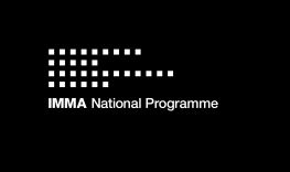 National Programme logo, Irish Museum of Modern Art