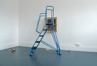Sally Osborn, Action Event Object, Process Room, IMMA, 2010