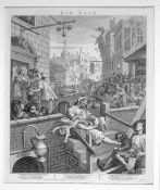 William Hogarth, Gin Lane, Donation Madden Arnholz Collection, 1988, Irish Museum of Modern Art