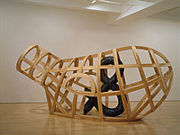 Martin Puryear, Vessel, 1997 � 2002, Courtesy McKee Gallery, NY